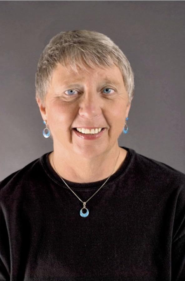 Diane Peck Headshot