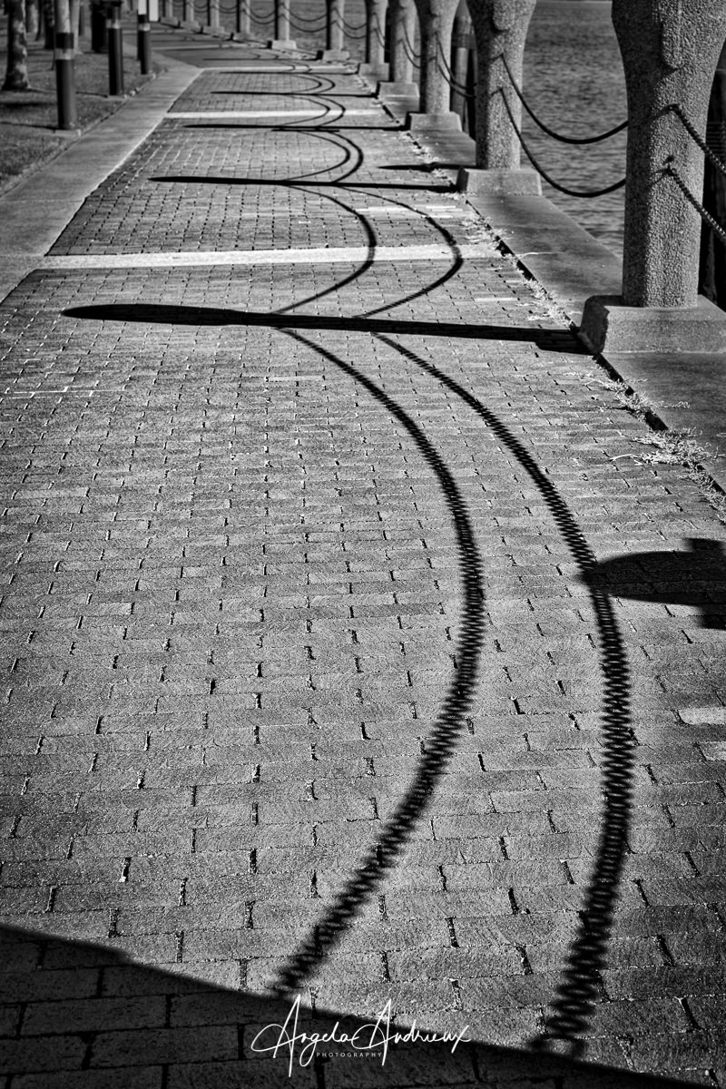 Shadows by Angela Andrieux